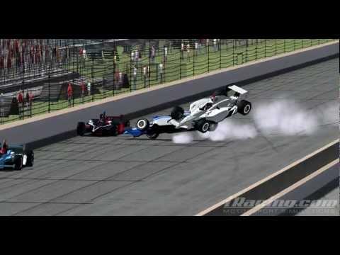 Dallara IR-05 Honda - Indianapolis Motor Speedway - Hosted Session Adventure