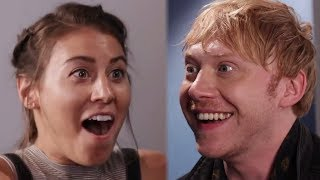 Rupert Grint SURPRISES Harry Potter Fans & Their Reaction Is EVERYTHING
