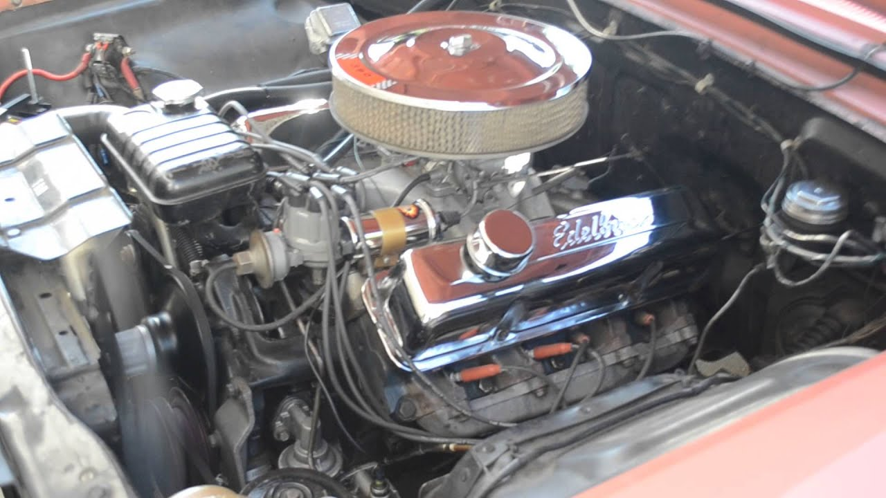 Sold 1968 Ford 390 Engine Youtube