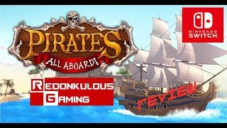 Pirates: All Aboard! Nintendo Switch Review