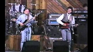 JIM COLLINS BAND in 1989