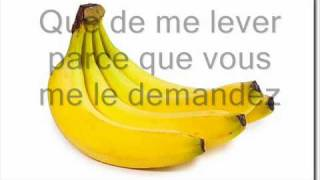 La banane Philippe Katerine
