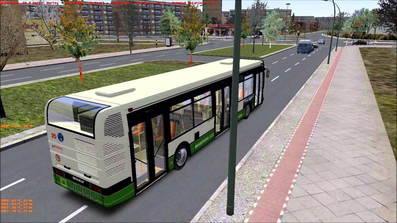 Скачать мод на автобус омси 2