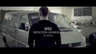 Spez - Инфекция / Infektion (Trailer) 23.12.2013