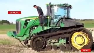 Tehlikeli Nan Lmaz Ve Komik Traktor Kazalar 1