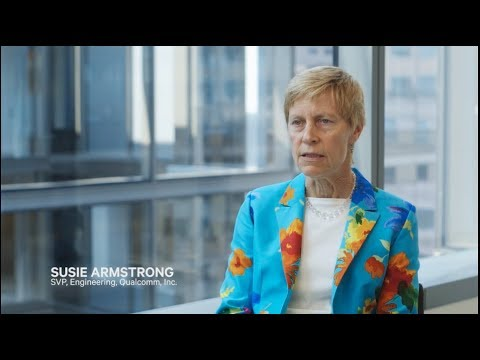 Susie Armstrong, SVP, Engineering, Qualcomm, Inc.