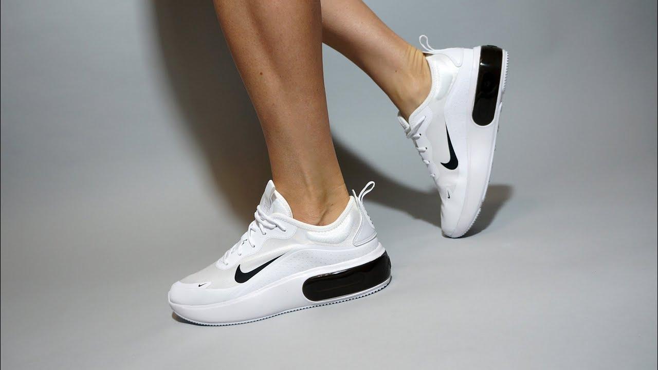 Nike Air Max Dia white black CI3898-100