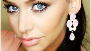 видео Как сделать большие глаза с помощью макияжа