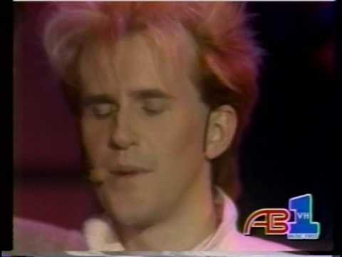 Howard Jones - New Song & What Is Love  American Bandstand Live