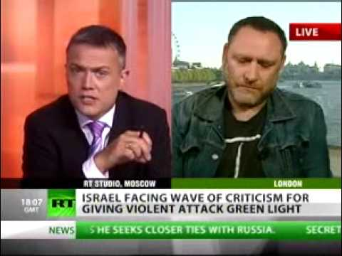 Gilad Atzmon  on RT.mov
