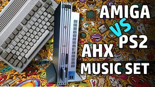 Amiga 600 vs PS2 AHX Music Set [Live Stream #15]