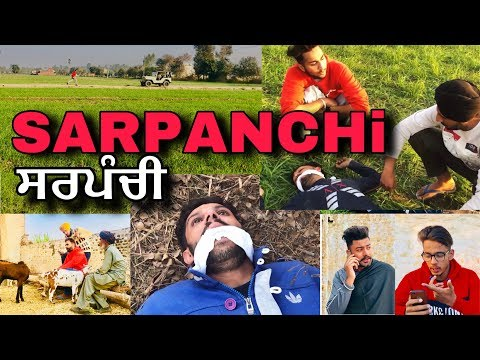 Sarpanchi // New punjabi Video // Team Jattz 420