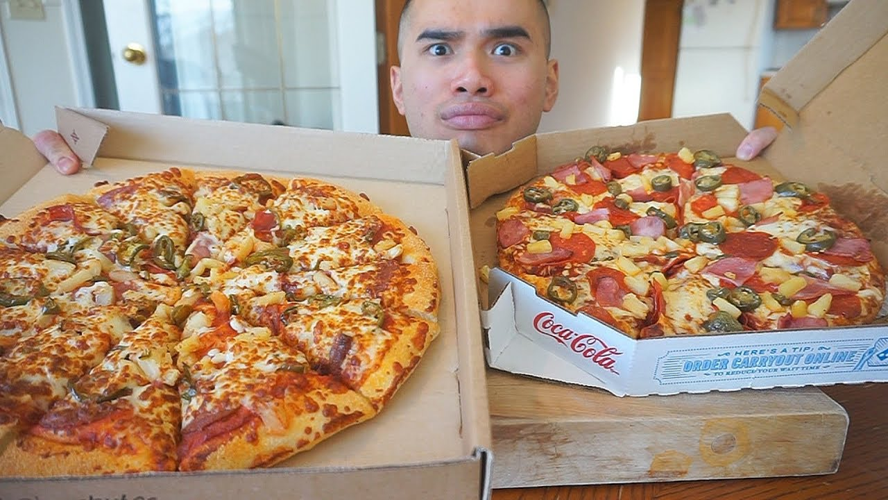 Pizza Hut Vs Domino S Pizza Final Verdict Youtube