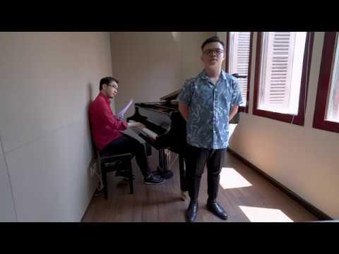 Video Audition - Jazz Piano - PreUni - Vanier College - Candidate Number #1832112