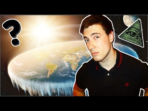 IS THE EARTH FLAT??? (Explained) thumbnail