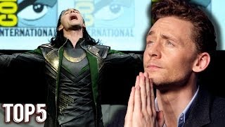 5 Reasons Tom Hiddleston is the Internet