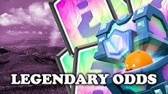 Clash Royale | Legendary Odds & Challenge Chests | Mathematical!