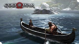 GOD OF WAR #10 - Um Local Mágico! (PS4 Pro Gameplay em Português PT BR)