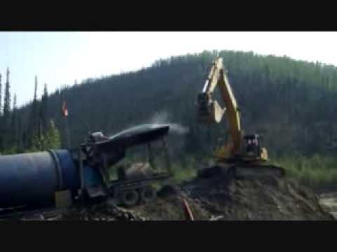 Yukon Gold Mining 2013