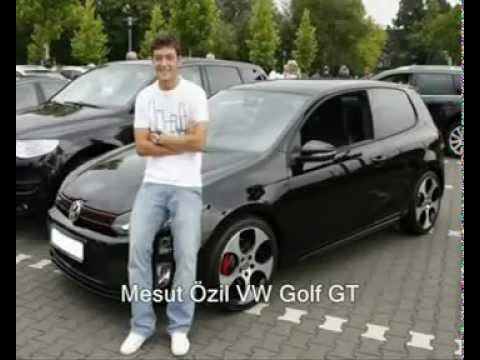 Soccer Players Cars Youtube