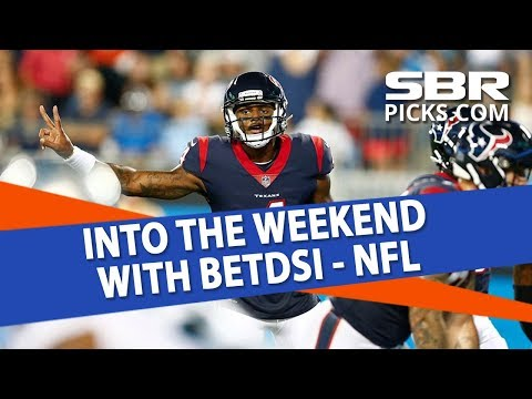 Sharp & Public Betting | Into The Weekend with BetDSI | NFL Week 9