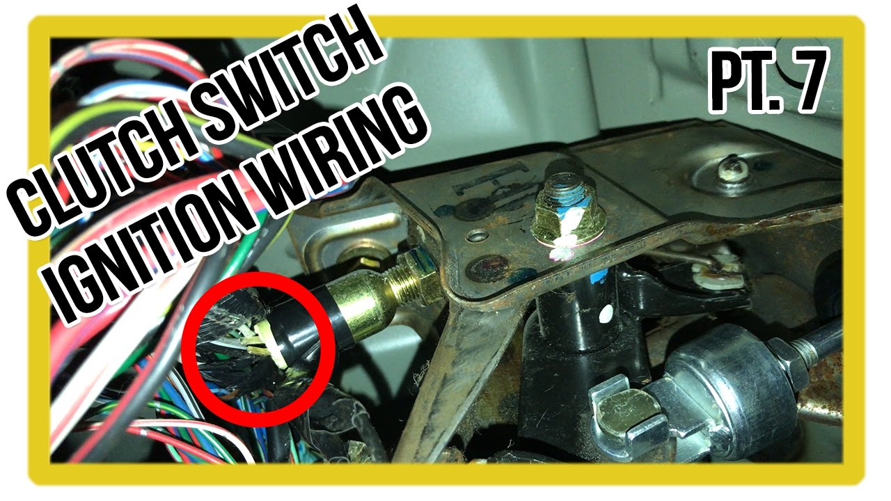 1999 Honda Accord Ignition Wiring Acura Integra Build Part 7 Clutch Switch Ignition Wiring