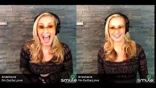 Anastacia & Anastacia - I'm Outta Love (Smule Karaoke Duet Mix) 10:52
