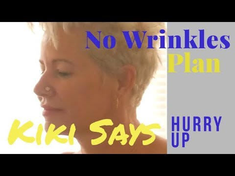 How to #Reduce #Wrinkles - #Natural #Program (8 Steps)