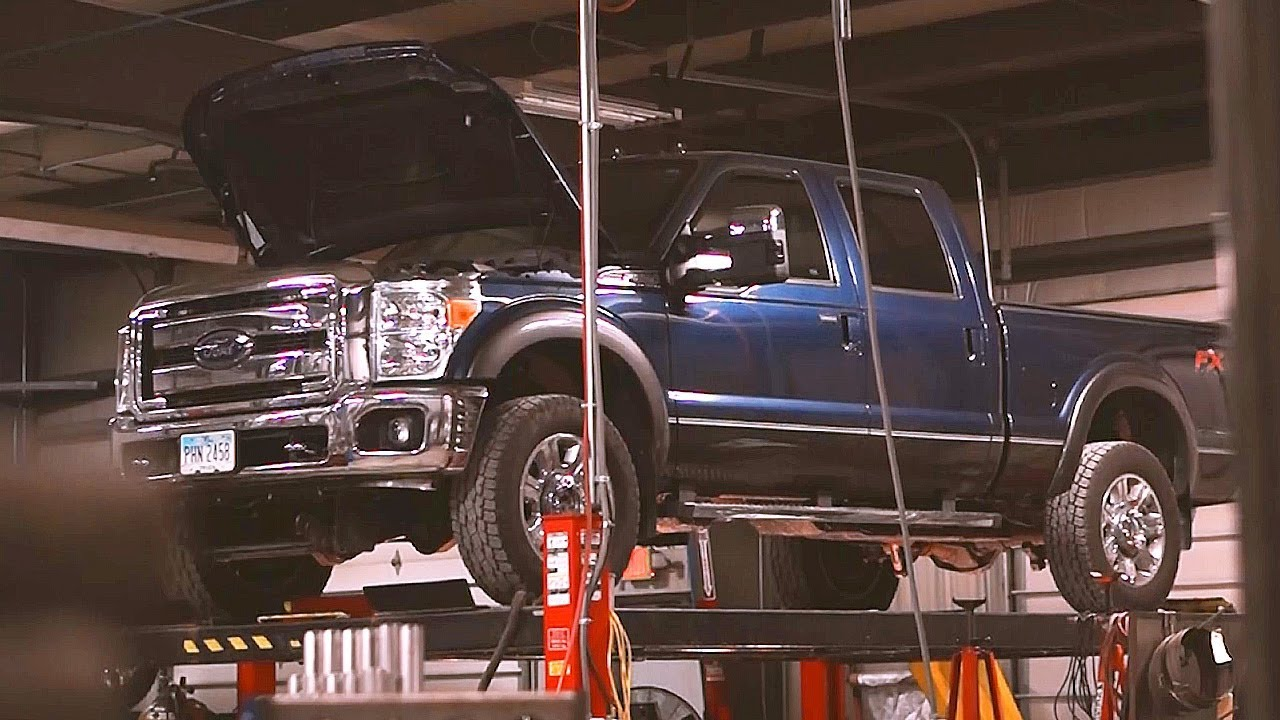 ford f250/f350 super duty headers and exhaust