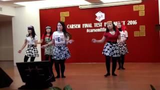 dance goyang dumang versi malaysia