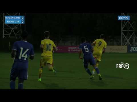România U19 – Israel U19 0-4