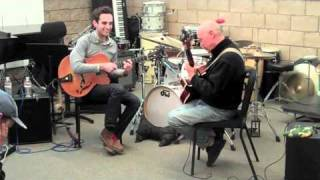 Julian Lage & Randy Vincent - Stella by Starlight at SSU Jazz Forum