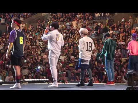 160730 SHINee (샤이니) - An Encore || KCON LA 2016 Day 1