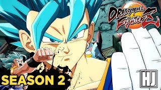 Dragon Ball FighterZ Season 2 & Deluxe Edition On the Way