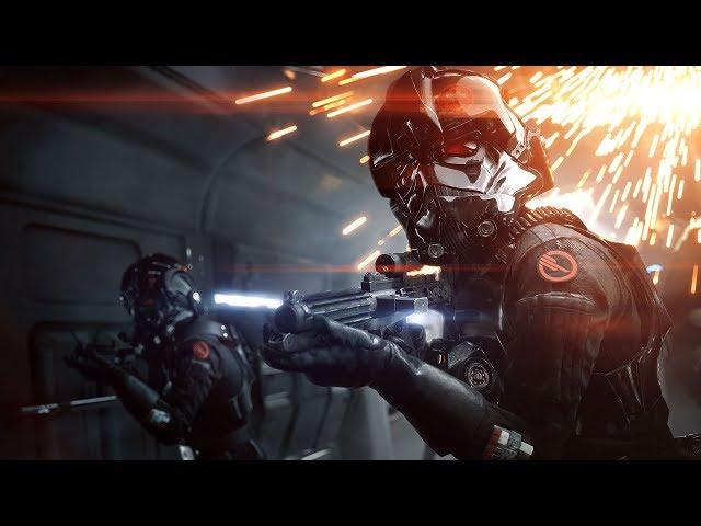 【Star Wars: Battlefront 2 // 星際大戰: 戰場前線 2】深夜回鍋