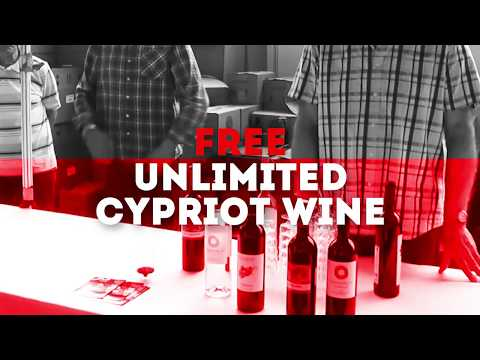 THE CYPRIOT WINE FESTIVAL & BUSINESS EXPO 2018 PROMO VIDEO