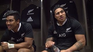 2013 Air New Zealand European Tour - All Blacks v Ireland match reaction