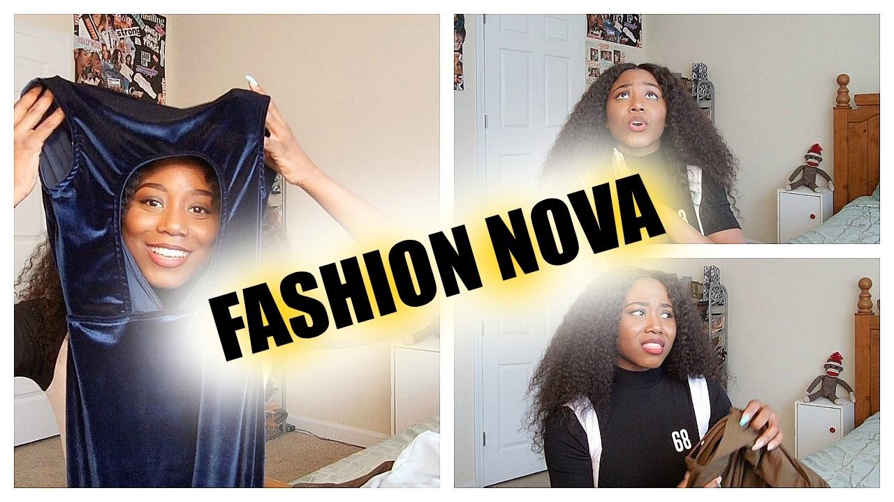 Fashion Nova Review  YouTube