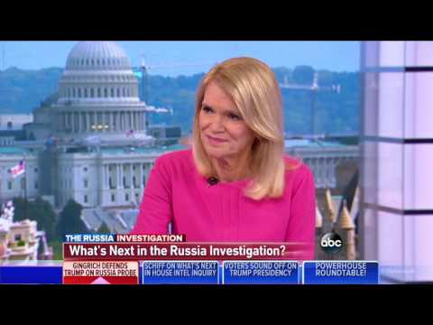 Newt Gingrich Hit Back Against Changers Of Collusion