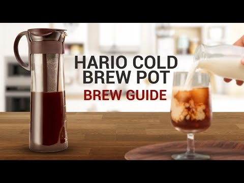 How To Use The Hario Cold Brew Pot