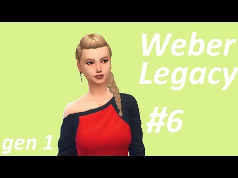 engAGED???? : Weber Legacy #6 (the sims 4)