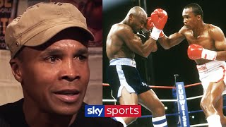 Sugar Ray Leonard reflects on his fights with Hagler, Duran & Hearns | Ringside Special