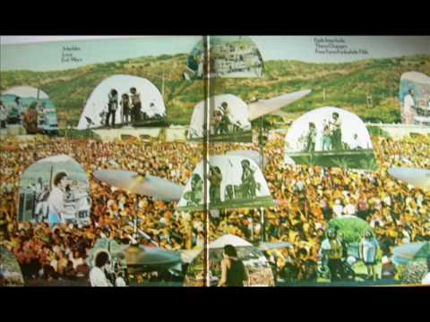 Carlos Santana & Buddy Miles LIVE ! Marbles & Lava