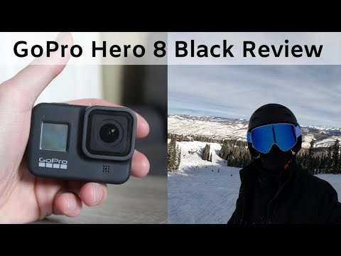 GoPro Hero 8 Black Review | The Best Action Camera?