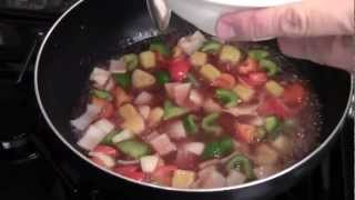 How To Cook Sweet And Sour Chicken
