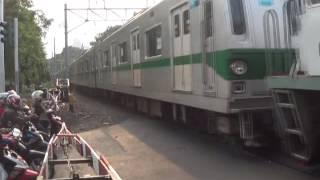 [BIKIN KAGET] KLB KIRIMAN TOKYO METRO 6117F | 東京メトロ6117-Fシリーズ