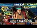 One Piece Pirate Warrior 4 ALL Playable Characters
