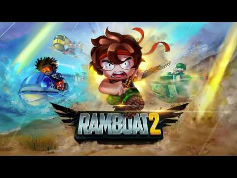 Ramboat 2 - Video Trailer iOS/Android 2018