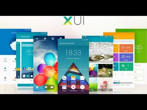 [MT6592] XUI Custom ROM Kernel 3 10 72 Lollipop 5 1