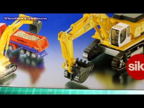 Siku Models Liebherr 974 Digger - TheOldToyBarn